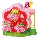 こえだちゃん カギでうごくよシリーズ 花のかんらんしゃハウス おもちゃ ハウス こえだちゃん 家 おもちゃこえだちゃん おもちゃ家 ハウスこえだちゃん こえだちゃんおもちゃ 家おもちゃ こえだちゃんハウス タカラトミー 【TC】の画像