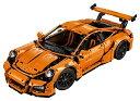 レゴ テクニック ポルシェ 911GT3 RS 42056 LEGO【送料無料】ブロック ギフト 大人向けホビー クリスマス 2016