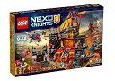 レゴ LEGO ネックスナイツ 悪のメガマグマ神殿 70323レゴブロック ナイト 男の子向け クリスマスプレゼント【即納可能】