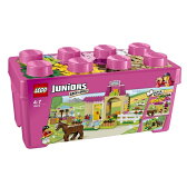 レゴ ジュニア 10674 ポニーハウスセット【おもちゃ・レゴブロック・LEGO・知育玩具】【TC】【0829ap_ho】【RCP】