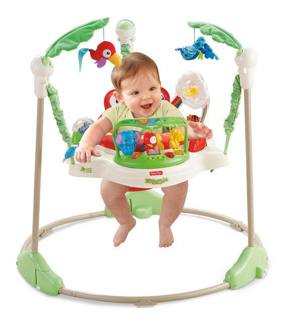 【完売品】レインフォレスト ジャンパルーフィッシャープライス Fisher-Price 【送料無料】首がすわったころから ベビー遊具 赤ちゃんご機嫌 ベビートイ プレゼントに最適!