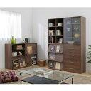 リビング収納 choice cabinet 6シリーズ×2カ...