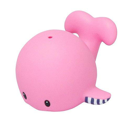 おふろでみずてっぽう クジラ No7178トイローヤル バストイ ベビートイ 水でっぽう くじらのおもちゃ 水遊び 赤ちゃん向け お風呂で遊ぶおもちゃ