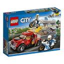 レゴ シティ 金庫ドロボウのレッカー車 60137玩具 組立...
