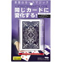 カードマジック ミステリーカード[手品/テンヨー]【TC】