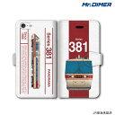 [◆]JR東海 381系 クロ381 パノラマスマホケース iPhone7ケース iPhone7 iPhone6s iPhone6【手帳型ケ...