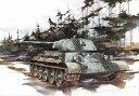 【ドラゴン/プラッツ/DRAGON】1/35 WW.II ソビエト軍 T-34/76 1941年型 模型 プラモデル ミリタリー[▲][ホ][F]