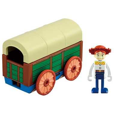 【タカラトミー】 ドリームトミカ ライドオン トイ・ストーリー TS-05 ジェシー&アンディのおもちゃ箱 ミニカー トミカ キャラクタートミカ[▲][ホ][K]