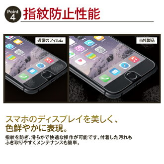 Rakuten Global Market :Made in Japan!Iphone 6/6s/6+/7/7+ 钢化玻璃膜 1000日元(约63元)