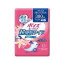 日本製紙クレシア 肌ケアパッド 超吸収ワイド女性用 ケース 12枚×9袋 80994