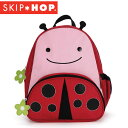 SKIP HOP( skip hop) animal rucksack lady bug