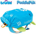 trunki( トランキ) waterproofing paddle Bach is blue