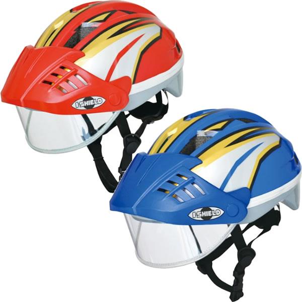 idesアイデスアイシールドヘルメットSサイズ53-56cm(子供用ヘルメットキッズヘルメットこども