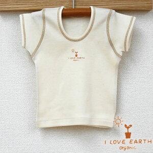 オーガニックコットン フライス 赤ちゃん ナチュラル ベビー服