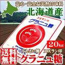 【北海道産/てん菜100%使用】【送料無料】スズラン印グラニュ糖大袋(1kg×20袋)【lucky】ラッキーシール対象