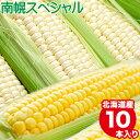 【出荷開始中】とうもろこし 食べ比べ 北海道 送料無料 北海...