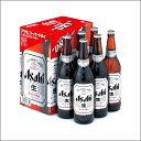 ショッピングアサヒスーパードライ お中元 ビール ギフトアサヒ スーパードライ 大びんセット(EX-6)【お酒 ビール プレゼント セット アサヒ スーパードライ ビールセット 内祝い 御祝い 御挨拶 お返し 贈り物】