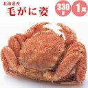 【バレンタインギフト】【かに カニ 蟹】北海道産毛蟹330g...