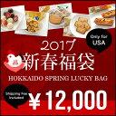【アメリカ限定】【送料無料】2017新春福袋!EMS送料込12000円!