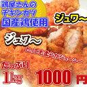 3980円以上購入5/8まで500円OFFcoupon!国産鶏肉使用!鶏屋さんのチキンカツ 1kg /チ
