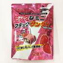 【数量限定販売】【北海道限定】ピンクなミニブラックサンダー プレミアムいちご味 12袋入り