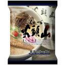 菊水 山頭火 寒干し塩ラーメン 1人前入(麺80g、スープ添付)