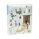 Moomin ムーミン クリスマス フィギュア アドベント カレンダー (24個セット / 2016)【北欧雑貨】