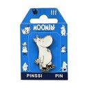 Moomin ムーミン フィギュアスケート世界選手権2017 限定ピンバッチ ムーミン【北欧雑貨】