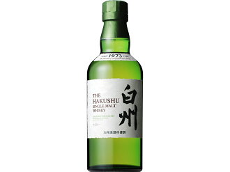 Suntory single malt hakushu 350 ml