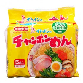 Itoman champon noodle bag 91 gx 5 food Px6 (1 case)