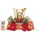 ショッピング五月人形 九谷焼五月人形 友山 6.5号兜 金彩錦盛K7-1630[コンパクト飾り]