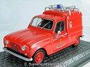 【送料無料】ホビー 模型車 車 レーシングカー renault 4 modele 1965 van enforcement dannonay echelle 143 emballe edition k8967q ~ ~