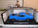 【送料無料】ホビー 模型車 モデルカー 1970フォードムスタングboss 429motormax rare118ダイカストモデル1970 ford mustang boss 429 blue 118 diecast car model by motormax rare