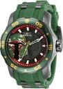 【送料無料】腕時計 インビクタメンズスキューバスターウォーズグリーンフェットクォーツウォッチinvicta mens 48mm scuba star wars limited edition green boba fett quartz watch