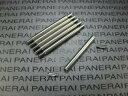 腕時計 スイスステンレスプレチューブスクリューパネライセットswiss stainless prev tube screw 5218201a, 5218 202a for panerai 3 set reg