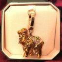 【送料無料】ジュエリー・アクセサリー チャームブレロックジューシークチュールゴールデンキャメルキャメルcharm breloque juicy couture chameau camel dore