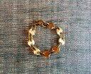 ショッピングブレスレット 【送料無料】ジュエリー・アクセサリー ブレスレットチェーングルメプレートゴールドヴィンテージデザイナーブレスレットbiche de bere bracelet chaine gourmette plaque or vintage designer bracelet