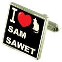 б┌┴ў╬┴╠╡╬┴б█е═е│бб╟нббе═е├епеье╣ббеле╒еъеєепе╣е╡ерi love my cat cufflinks sam sawet