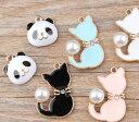 б┌┴ў╬┴╠╡╬┴б█е═е│бб╟нббе═е├епеье╣ббе╤еєе└есе┐еые┌еєе└еєе╚едефеъеєе░е╕ехеиеъб╝lot mixed panda cat diy metal charms pendants earrings jewelry making u77
