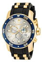 ショッピング200MS 【送料無料】腕時計 ウォッチプロダイバースイスゴールドドルブランドinvicta 17880 pro diver 200m swiss gold ret795 brand 6981