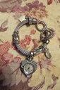 б┌┴ў╬┴╠╡╬┴б█╧╙╗■╖╫ббежейе├е┴е╧е├е╘б╝е╧б╝е╚е┴еуб╝ере╓еье╣еье├е╚е╖еые╨б╝есе├е╖ех, beautiful amp; adorable happy heart watch on silvertone mesh charm bracelet
