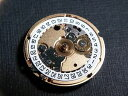【送料無料】腕時計 ウォッチホイールeta 956112 movement, date at 3, 7 jewel with stem, hour wheel