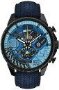 腕時計 ウォッチメンズクオーツタイムコードtimecode quantum 1927 tc101302 mens quartz watch