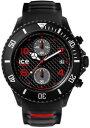 【送料無料】腕時計 ウォッチメンズカーボンクロノグラフmens ice 001316 carbon chronograph 52mm watch cachbkbbs15