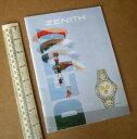 【送料無料】腕時計 ウォッチゼニスエルクロノグラフスイスリストカタログ1992 zenith switzerland defy range catalogue incl el pri..