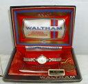 【送料無料】腕時計 ウォッチウォルサムレディースホワイトゴールドwaltham 17 jeweled ladies white gold filled wristwatch 1960s boxed