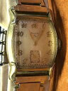 【送料無料】腕時計 ウォッチビンテージメンズエルギンジュエルvintage mens elgin 554 wristwatch ~ 17 jewel ~ free shipping