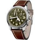 【送料無料】腕時計 ウォッチスイスビンテージクロノクロノグラフvictorinox swiss army infantry vintage chrono 241287 chronograph