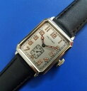 【送料無料】腕時計 ウォッチアンティークルマンワインディングウォルサムフルサービスstunning antique 1920s mans waltham hand winding fully serviced
