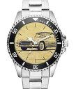 手表 - 【送料無料】腕時計 ウォッチメルセデスドライバーkiesenberg uhr 20115 mit auto motiv fr mercedes 190sl fahrer